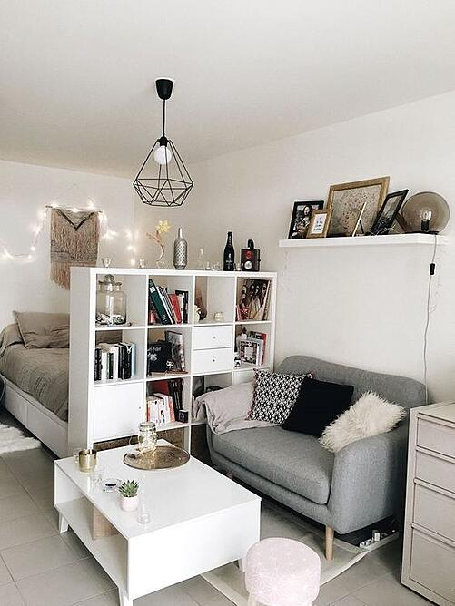 the 10 most creative storage solutions for studio apartments. Black Bedroom Furniture Sets. Home Design Ideas