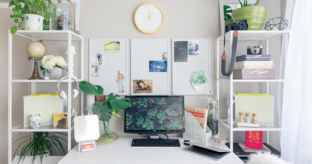 declutter your life in 5 simple steps